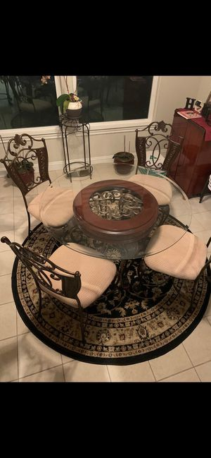New And Used Kitchen Table Chairs For