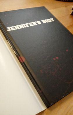 Jennifer's Body- Hardcover Boom Studios 2009 Thumbnail