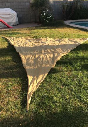 Triangle tent shade 15x15x15 for Sale in Surprise, AZ