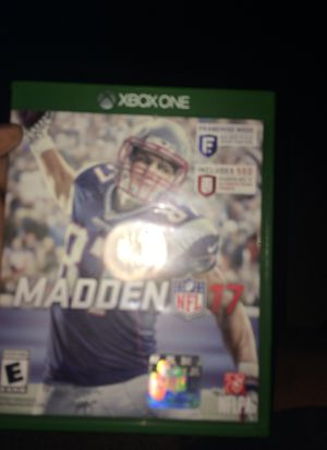 Madden 17 for Sale in Tampa, FL