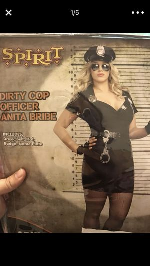 SEXY COP AND PRISONER COSTUMES for Sale in Martinez, CA