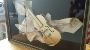 The Golden Violin. Collectible Wall Art Work. for Sale in Saint Cloud, FL