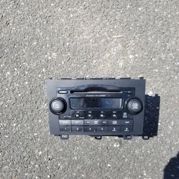 Honda CRV Factory Stereo For Sale In Queens, NY