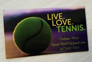 Tennis racquet stringing!!! for Sale in Orlando, FL