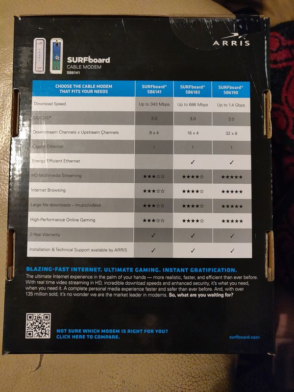 New and Used Modem arris for Sale in Litchfield Park, AZ - OfferUp