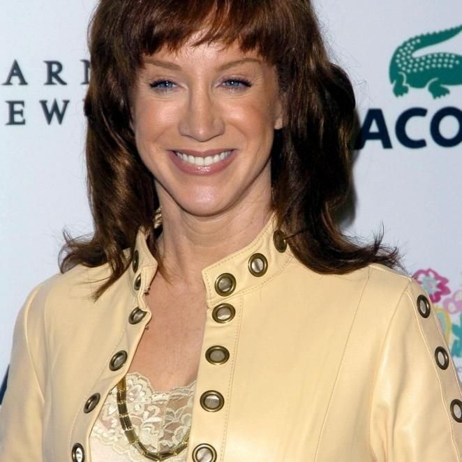 Kathy Griffin At Arrivals For Elizabeth Glaser Pediatric Aids Foundation Benefit  Lacoste And Barneys New York - Beverly
