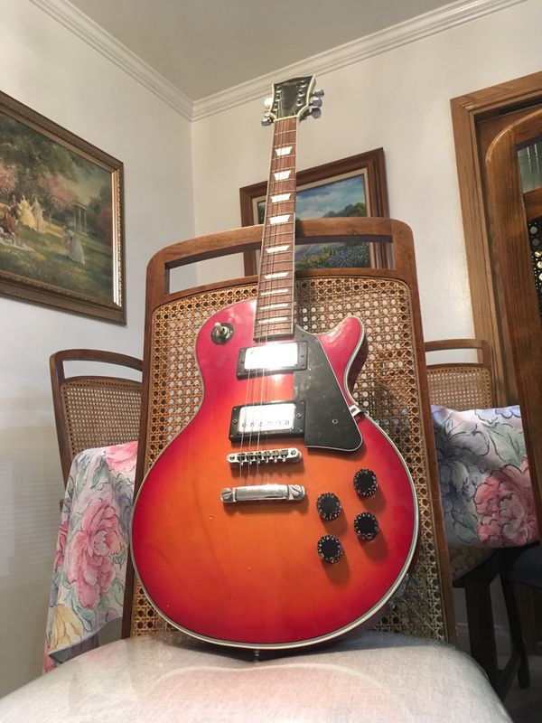 harmony electric guitar lawsuit 1970s les paul for sale in san pedro ca offerup. Black Bedroom Furniture Sets. Home Design Ideas