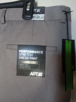 APT.9 PERFORMANCE STRETCH DRESS PANT Thumbnail