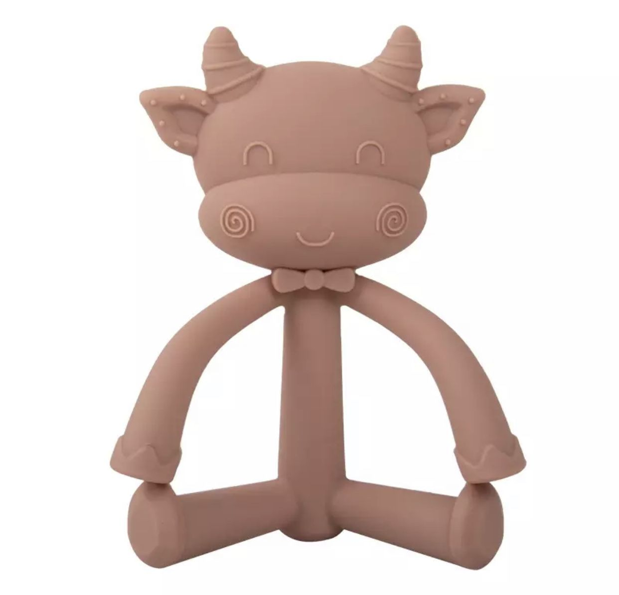 Cutie Cow Silicone Teether