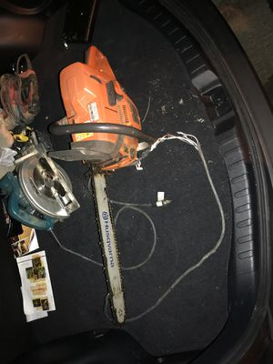 Husqvarna 440 Rancher 40.9-cc 2-cycle 18-in Gas Chainsaw for Sale in Fort Washington, MD