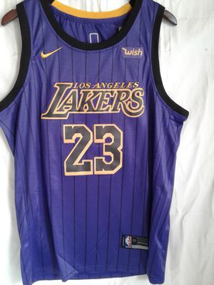 buy popular 6e391 d5a19 New and Used Lakers jersey for Sale in Colton, CA - OfferUp