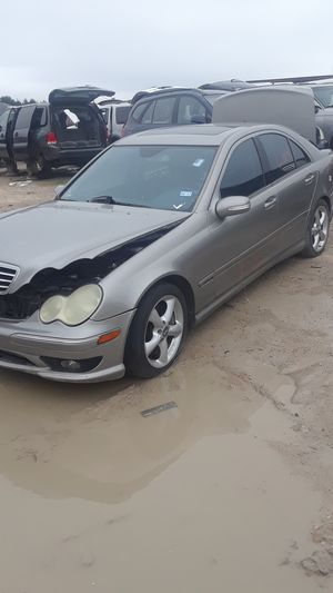2006 Mercedes-Benz C230 for parts for Sale in Houston, TX