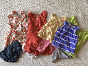 Photo Girl 12 Month Clothes