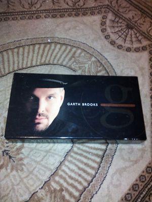 Garth brooks 5 disc box set like new for Sale in Glen Burnie, MD