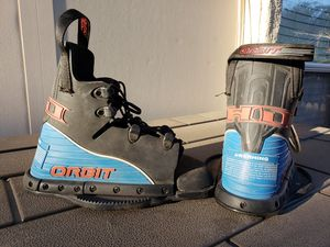 eda6b3290ead93 HO Wakeboards Orbit Bindings Hard To Find Style Size Medium for Sale in Rancho  Cucamonga