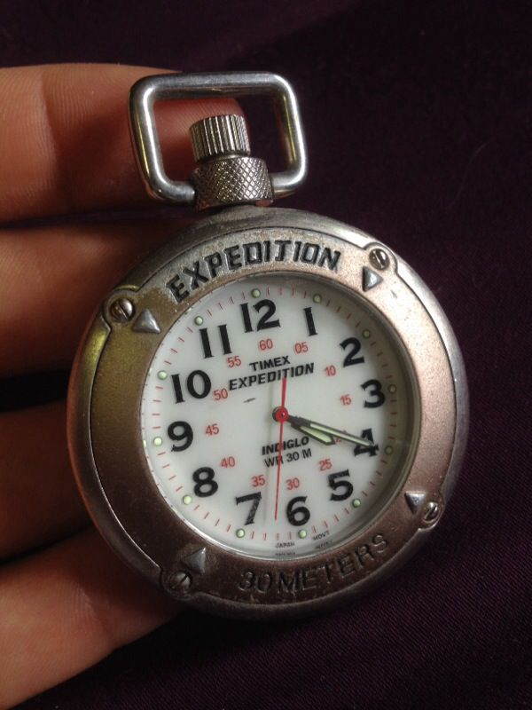 Old Timex Pocket Watch for Sale in Olympia e0dbac847d