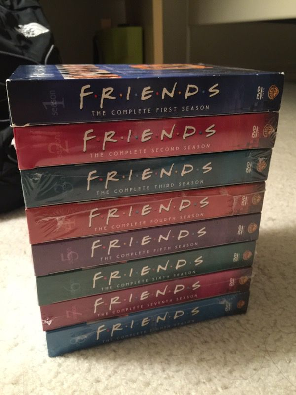 Friends DVD Collection for Sale in Milpitas, CA - OfferUp