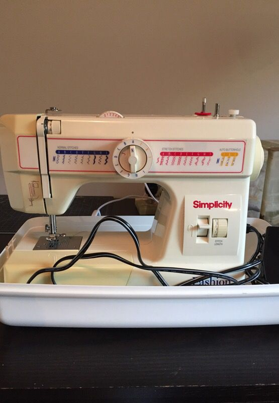 Epson Workforce 40 Printerscanner For Sale In Bothell WA OfferUp Mesmerizing Simplicity Fashion Pro Sewing Machine