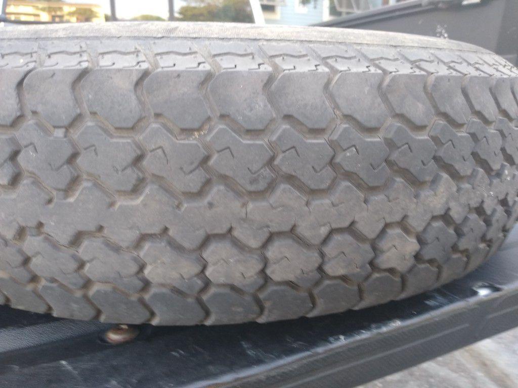 Trailer Tires ST 205/75D15