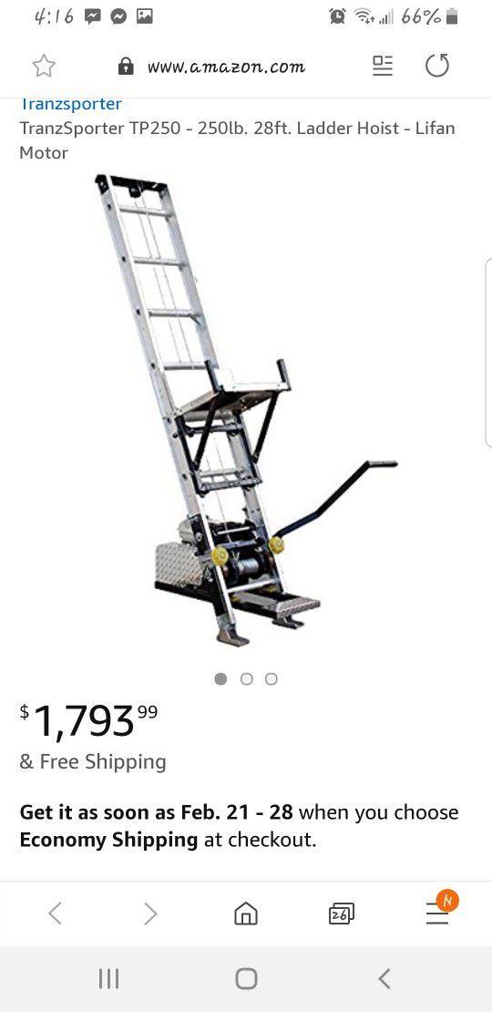 Lift Ladder