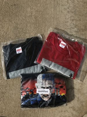Supreme tees for Sale in Leesburg, VA