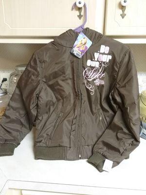 Photo Hannah Montana jacket 10-12..new