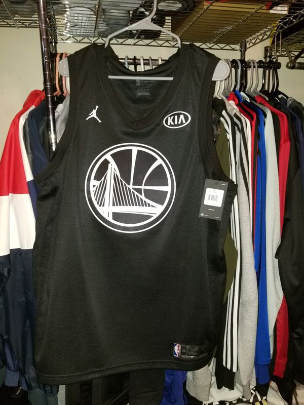 newest collection 2870d 0786a NBA All star game Steph Curry jersey for Sale in San Jose, CA - OfferUp