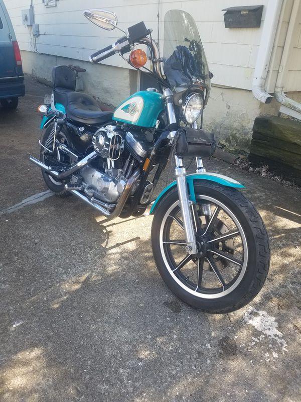 92 Harley Sportster 1200
