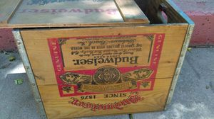 Vintage Budweiser chill chest for Sale in CO, US