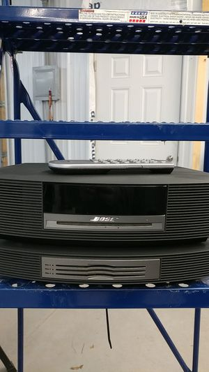 Bose sound wave with multi disc changer for Sale in Silver Spring, MD
