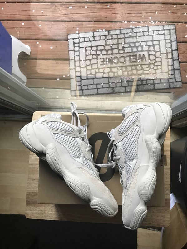 c0acf688130a4 Deadstock Size 10.5 Yeezy 500 Blush 400  for Sale in Bowie