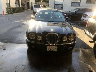 2001 Jaguar S-Type Thumbnail