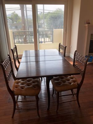 New And Used Antique Tables For Sale In Los Angeles CA OfferUp - Kitchen table los angeles