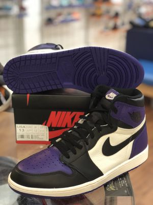 Court Purple 1s size 13 for Sale in Silver Spring, MD