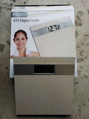 Homedics Digital Bathroom Scale for Sale in Sully Station, VA