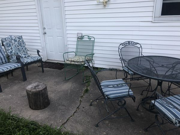 Outdoor Patio Furniture For Sale In Indianapolis In Offerup