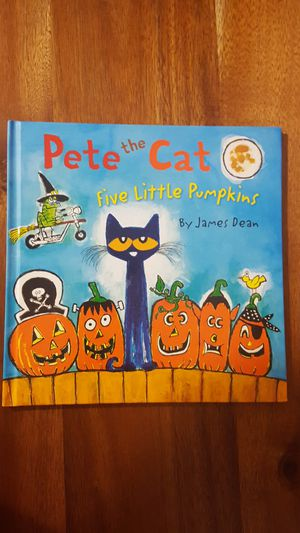 Photo Pete The Cat book