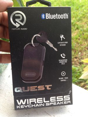 New Bluetooth Speaker Keychain for Sale in Kissimmee, FL