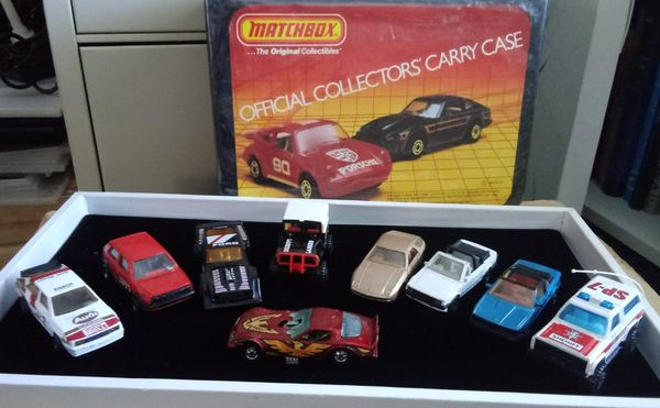 Toy cars and case for Sale in Los Angeles, CA - OfferUp