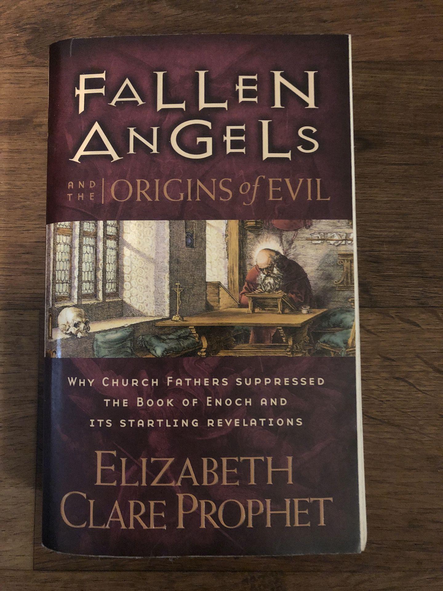 Fallen Angels And The Origin Of Evil