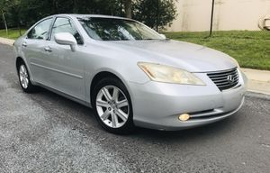 """2007 Lexus ES 350 • only ((($6500 ))) FIRM price • Drives Excellent """" Priced Cheap for Sale in Chillum, MD"""