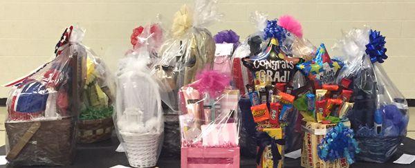 Gift Baskets. Charlotte, NC