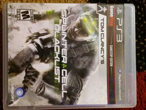 Splinter Cell: BlackList for Sale in San Diego, CA
