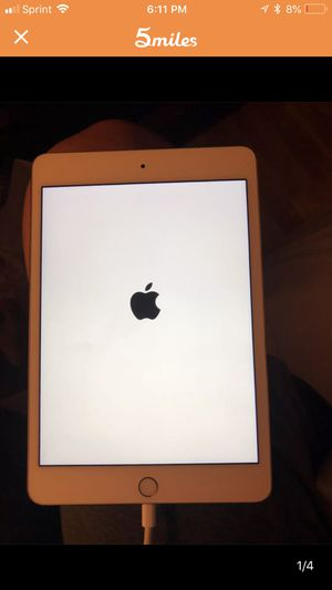 iPad mini 4th generation 128gb for Sale in Lincolnia, VA