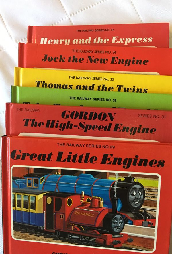Railway Series Books by Christopher Awry for Sale in Orlando, FL