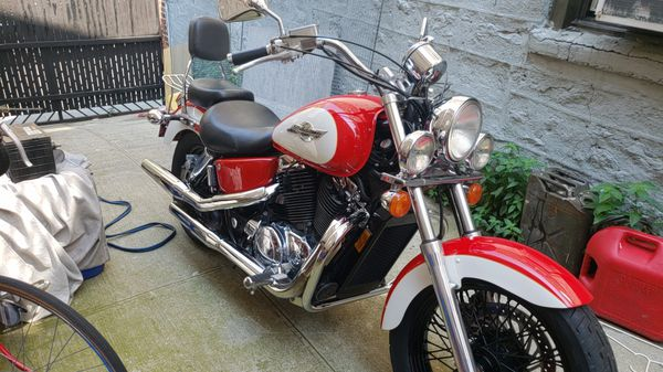 1996 Honda Shadow Ace 1100 For Sale In Bronx Ny Offerup
