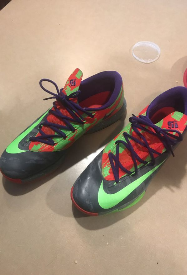 Nike KD 6 energy for Sale in Olympia b51e3ead53