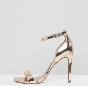ASOS Barley There Heeled Sandals for Sale in Atlanta, GA