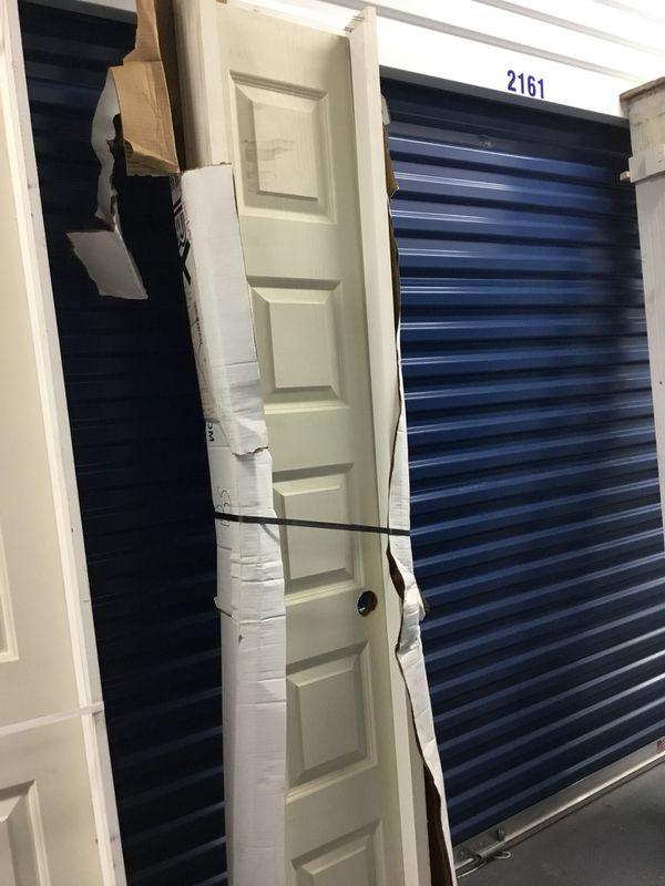 14 5 Panel Prehung Door