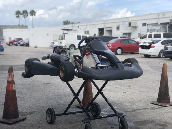 Birel shifter kart for Sale in North Miami Beach, FL - OfferUp